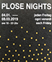 Plose Nights Button klein